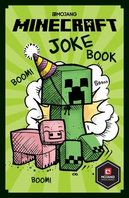 Minecraft Joke Book