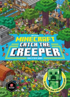 Catch the Creeper and Other Mobs (Minecraft)