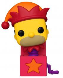 Homer Jack-In-The-Box - Simpsons Pop!
