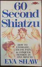 Homepage maleny bookshop   60 second shiatzu   how to energise  erase pain and conquer tension in one minute
