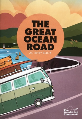 Large great ocean road activity book