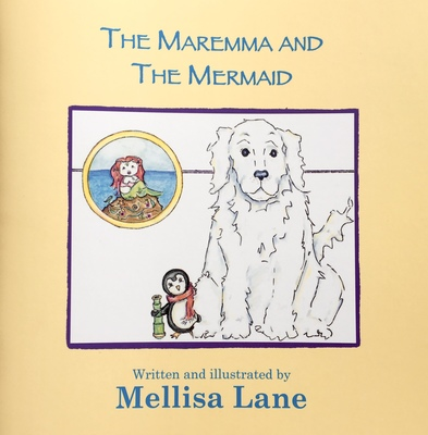 Large maremma and the mermaid