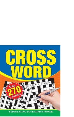 Crossword Spiral-Bound Book