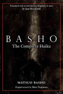 Basho: the Complete Haiku - Hardcover