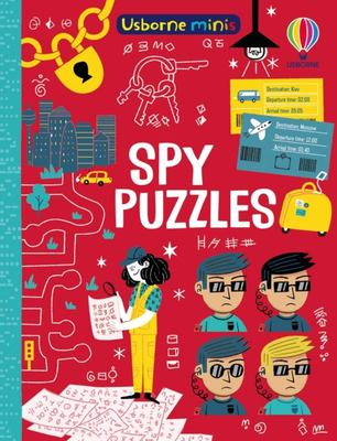 Spy Puzzles (Mini Books)