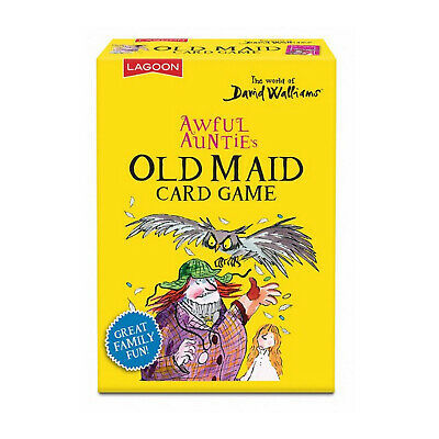 Awful Aunties Old Maid Card Game