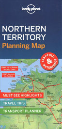 Northern Territory Planning Map 1