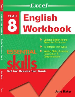 Excel English Workbook Year 8: Essential Skills