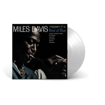 Kind Of Blue US Clear Vinyl - Miles Davis
