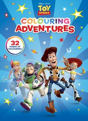 Toy Story Colouring Adventures