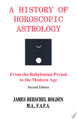 History of Horoscopic Astrology