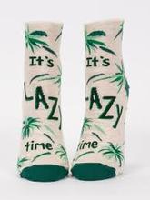 Homepage lazy time socks