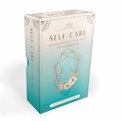 Self-Care - Inspirational Card Deck and Guidebook