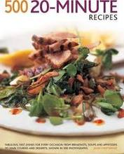 Homepage 500 20 minute recipes