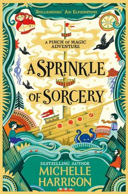 A Sprinkle of Sorcery (#2 Widdershins)