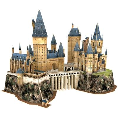 Hogwarts Castle 3D Puzzle - Harry Potter