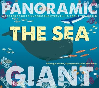 The Sea - A Poster Book to Understand Everything about the World