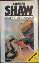 Homepage maleny bookshop   man and superman   a comedy and philosophy