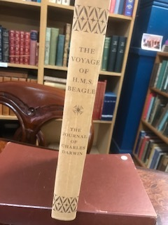 The Voyage of H.M.S. Beagle: The Journal of Charles Darwin.