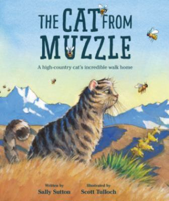The Cat from Muzzle: a High-country Cat's Incredible Walk Home