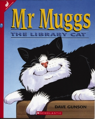Mr Muggs the Library Cat