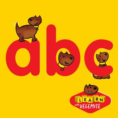 ABC Learn with Vegemite