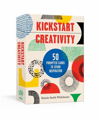 Kickstart Creativity - 50 Prompted Cards to Spark Inspiration