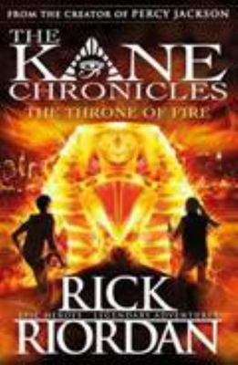 The Throne of Fire (#2 The Kane Chronicles)