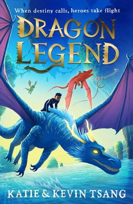Dragon Legend (#2 Dragon Realm)