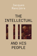 The Intellectual and His People - Staging the People Volume 2