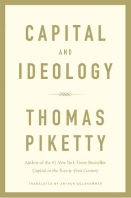 Capital and Ideology (HB)
