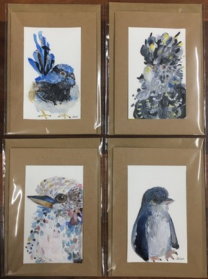 Chloe May Art - Handpainted Cards Assorted