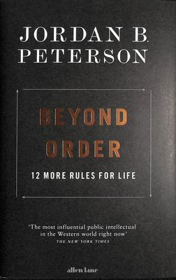 Beyond Order - 12 More Rules for Life (H/B)