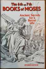 Homepage maleny bookshop   the 6th and 7th books of moses ancient secrets for a better life rare old mosaic books of the talmud and kabala