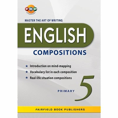Master the Art of Writing English Comp : Bk 5