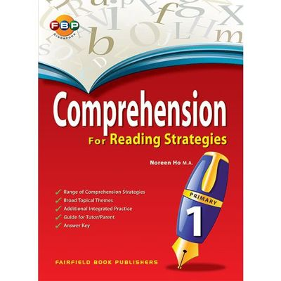 Comprehension for Reading StrategiesPrimary 1