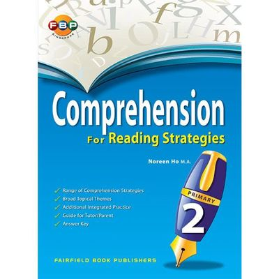 Comprehension for Reading StrategiesPrimary 2