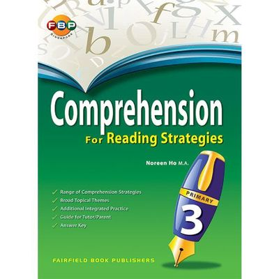 Comprehension for Reading StrategiesPrimary 3