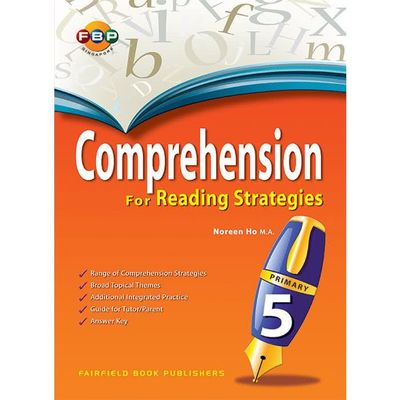 Comprehension for Reading StrategiesPrimary 5