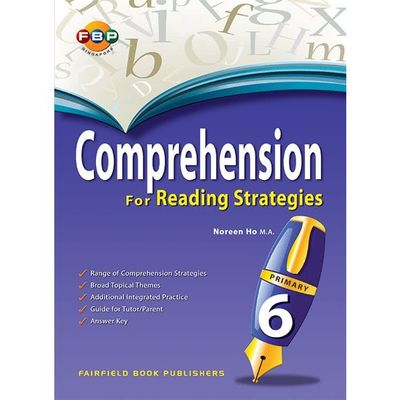 Comprehension for Reading StrategiesPrimary 6