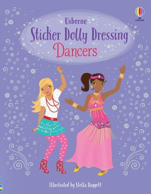 Dancers (Usborne Sticker Dolly Dressing)