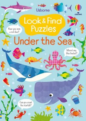 Under the Sea (Look and Find)