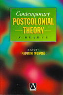 Contemporary Postcolonial Theory - A Reader