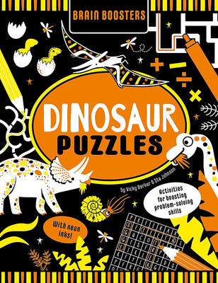 Brain Boosters: Dinosaur Puzzles