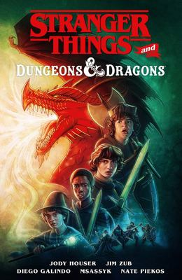 Stranger Things and Dungeons & Dragons