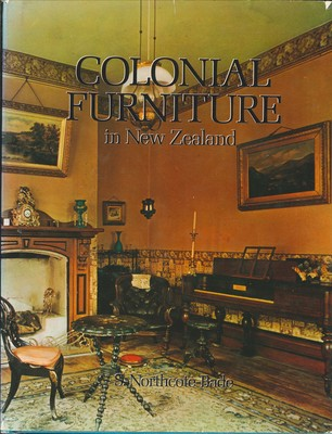 Colonial Furniture in New Zealand