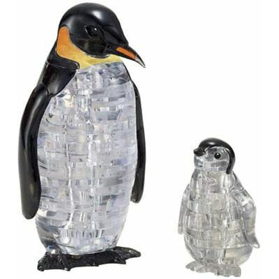 Penguins Crystal Puzzle