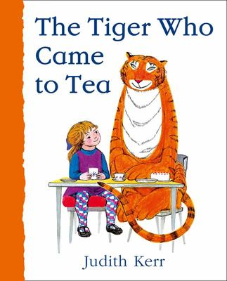 The Tiger Who Came to Tea (Board)
