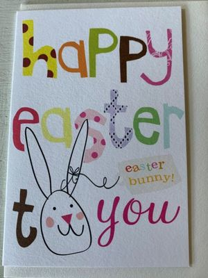 Card - Happy Easter to You