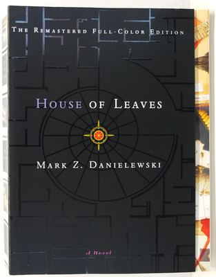 House of Leaves - The remastered full-colour edition